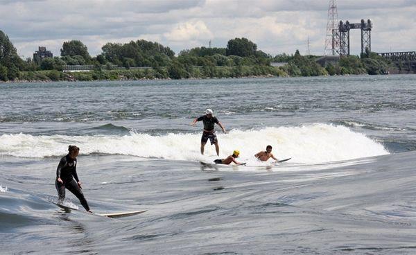 Montreal Kanada Städtetipps Städtereise Surfen