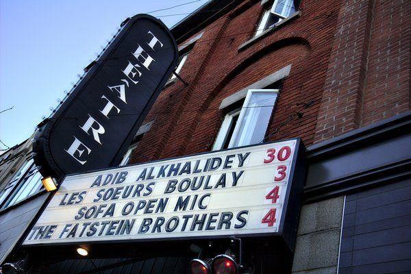 Montreal Kanada Städtetipps Städtereise Theatre Ste. Catherine Theater