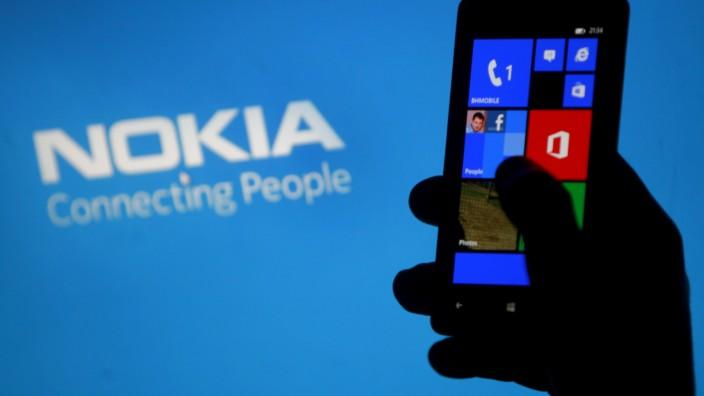 Windows-Smartphone Nokia Lumia