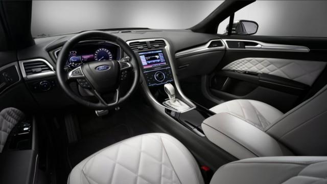 Ford Mondeo Vignale, Ford, Ford Mondeo, Vignale, IAA, IAA 2013