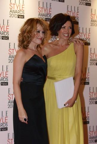 -; Dannii und Kylie Minogue
