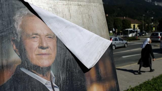 Frank Stronach Österreich Todesstrafe Nationalratswahl