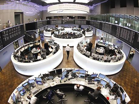 Deutsche Börse, Foto: AP