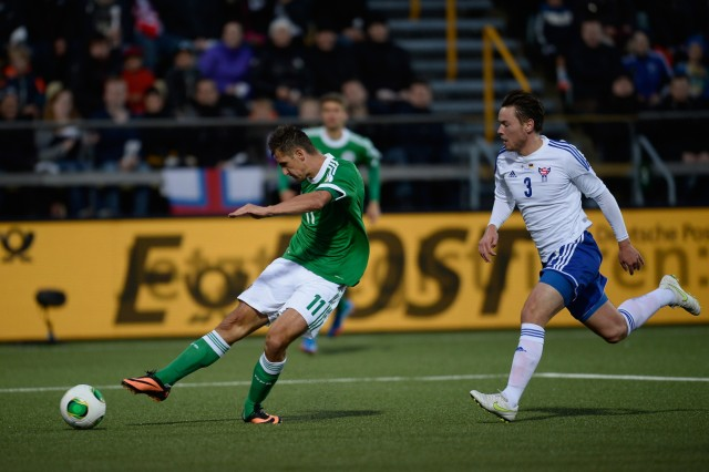 Faroe Islands v Germany - FIFA 2014 World Cup Qualifier