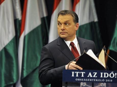 Parlamentswahl, Ungarn, Viktor Orban, AFP