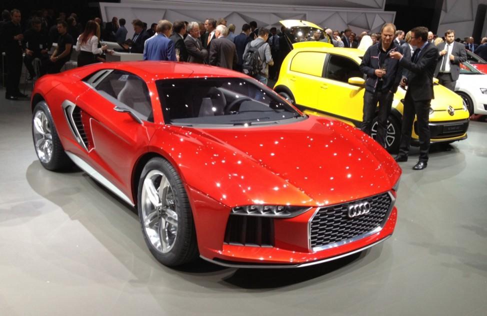 IAA, IAA 2013, Audi