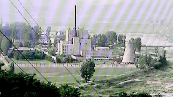 Atomreaktor Yongbyon in Nordkorea