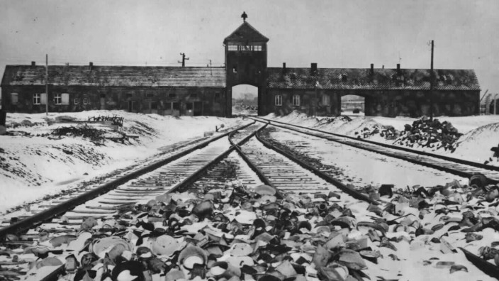 Konzentrationslager Auschwitz KZ Holocaust