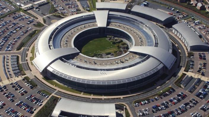 GCHQ-Hauptquartie in Cheltenham