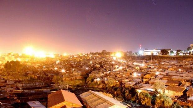 Mathare, Slum, Nairobi