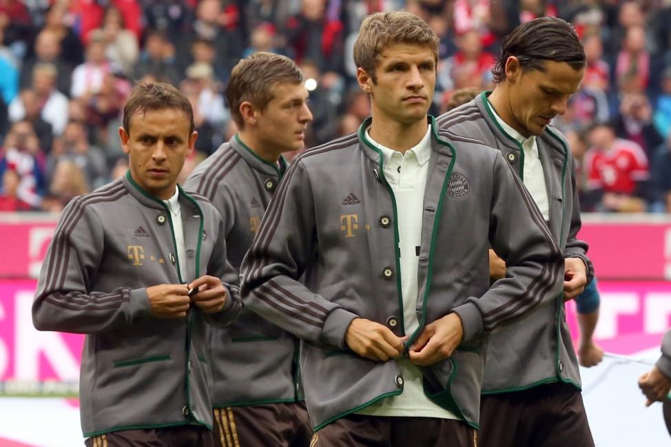 Bayern Muenchen v Hannover 96 - Bundesliga