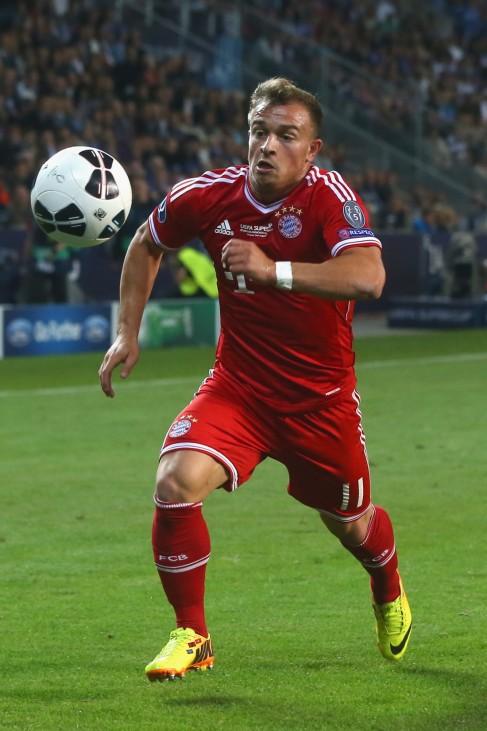 Bayern Muenchen v Chelsea - UEFA Super Cup