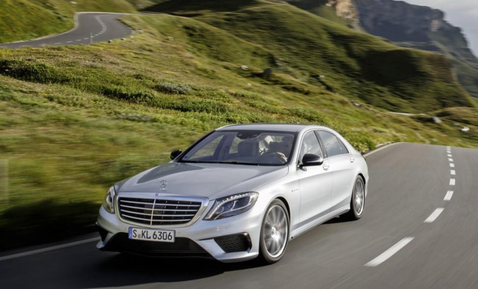 Mercedes, Mercedes S-Klasse, AMG, S63 AMG