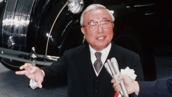 Eiji Toyoda Toyota