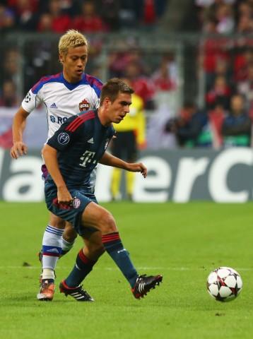 FC Bayern Muenchen v PFC CSKA Moscow - UEFA Champions League
