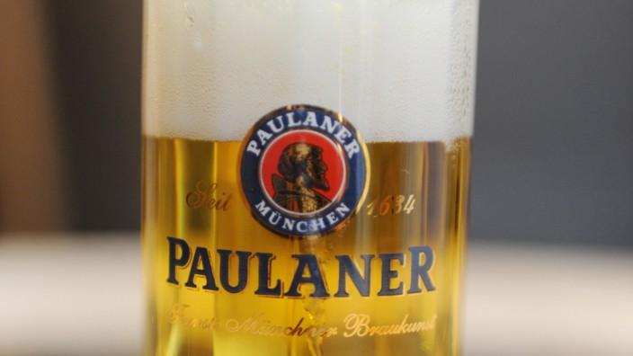 Paulaner-Masskrug