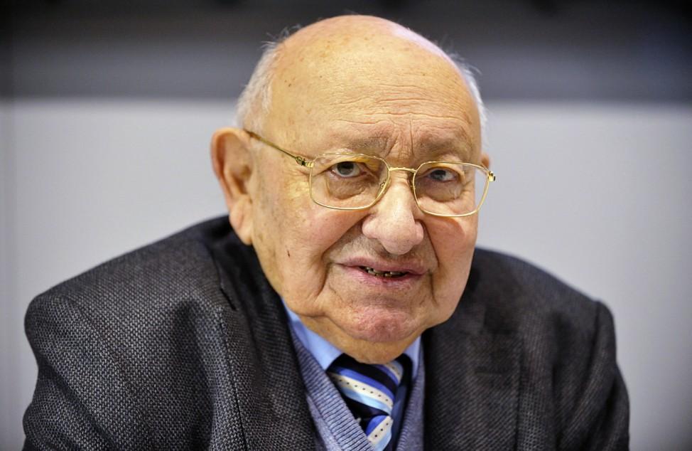Reich-Ranicki fürchtet Feiern zum 90. Geburtstag