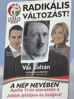Parlamentswahl, Ungarn, Reuters, Gabor Vona, Jobbik