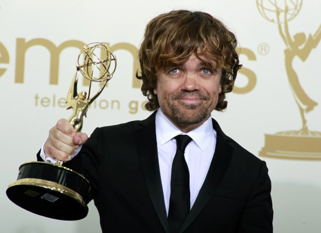 Peter Dinklage, Bester Nebendarsteller für Game of Thrones, Emmy Awards 2011.
