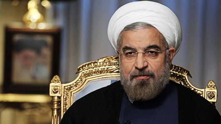 Hassan Rohani Iran
