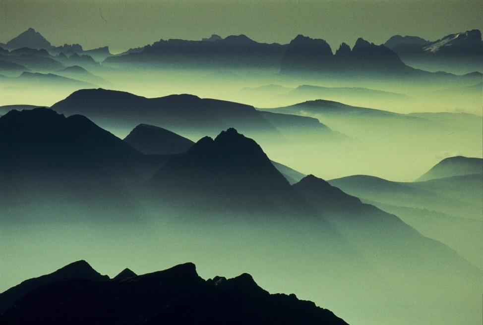 Leserfoto Panorama Südtirol Österreich Seelenkogel