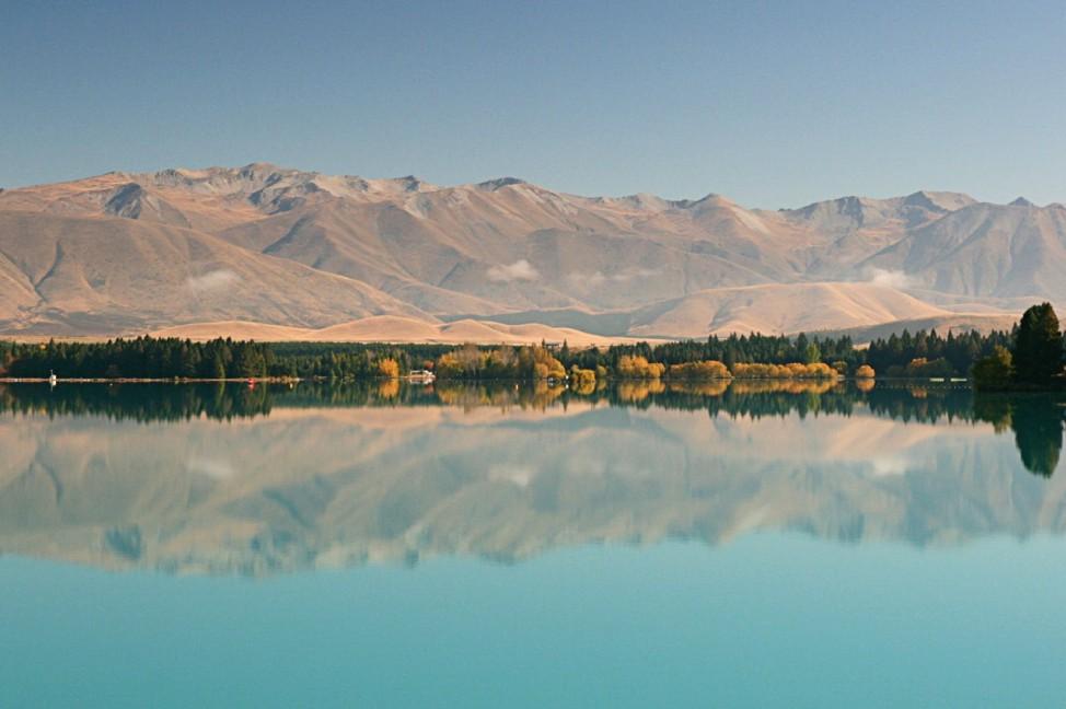 Leserfoto Panorama Neuseeland Lake Ruataniwha