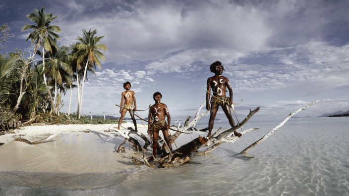 Jimmy Nelson Before They Pass Away teNeues Urvölker Stämme Vanuatu Vanuatuer Pazifik