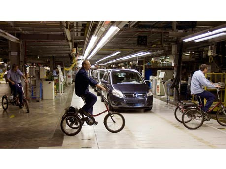 Opel Polen; Reuters