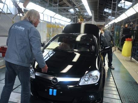 Opel Frankreich;AFP