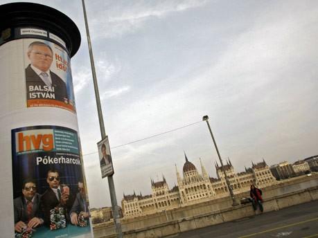 Parlamentswahl, Ungarn