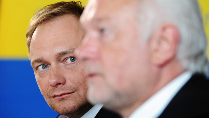 FDP - Kubicki und Lindner