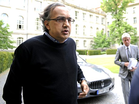 Fiat, Marchionne, Foto: dpa