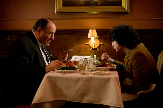 James Gandolfini und John Magaro