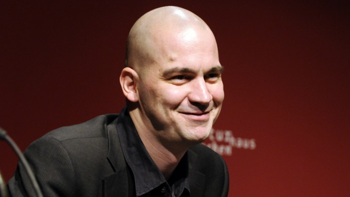 Thomas Glavinic in München, 2008