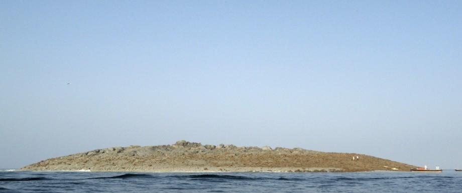 Vor Pakistan ist eine neue Insel aufgetaucht