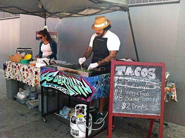 Los Angeles Städtetipps Insider Tipps Städtereise Städtereisen USA Kalifornien Spotted by Locals Guerrilla Tacos