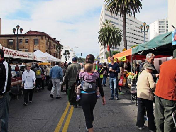 Los Angeles Städtetipps Insider Tipps Städtereise Städtereisen USA Kalifornien Spotted by Locals Santa Monica Farmers Market