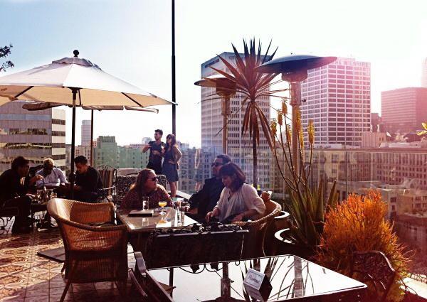 Perch Restaurant Los Angeles Städtetipps Insider Tipps Städtereise Städtereisen USA Kalifornien Spotted by Locals
