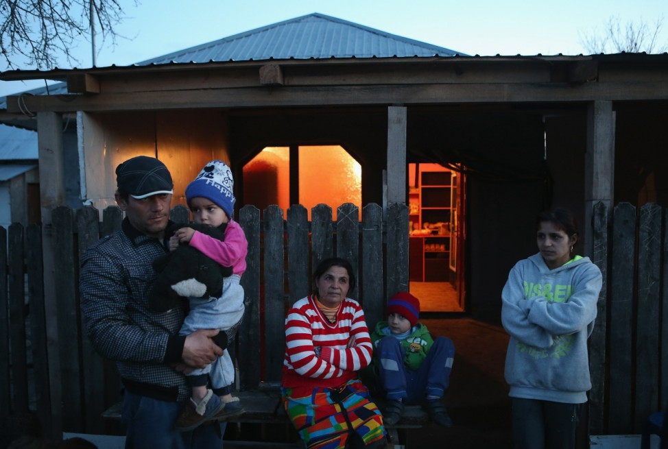 In Dilga, Rural Roma Struggle For A Better Life