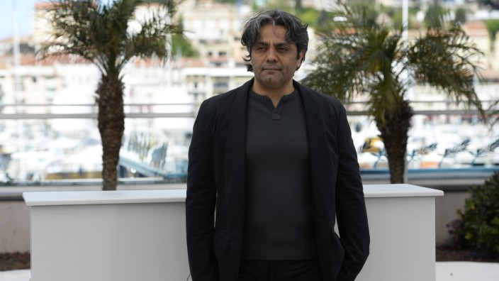 Mohammad Rasoulof beim Festival in Cannes