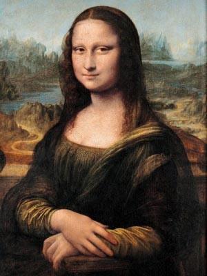 Mona Lisa, Leonardo daVinci, dpa