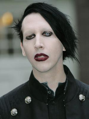 Marilyn Manson, Getty Images