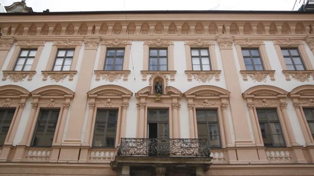 Palais Porcia / Portia