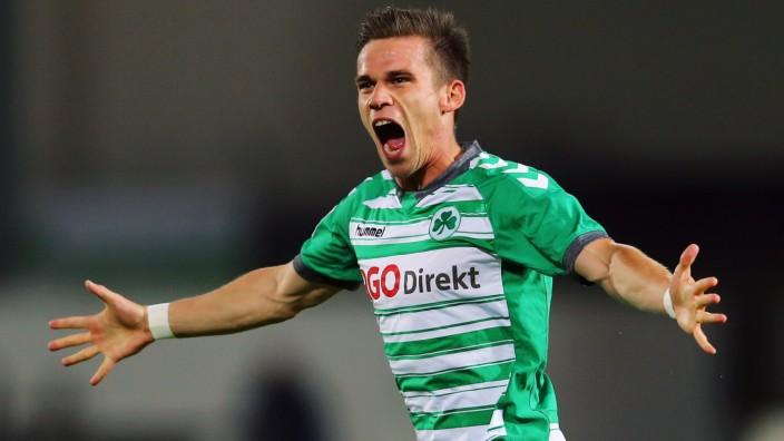 SpVgg Greuther Fuerth v Dynamo Dresden - Second Bundesliga