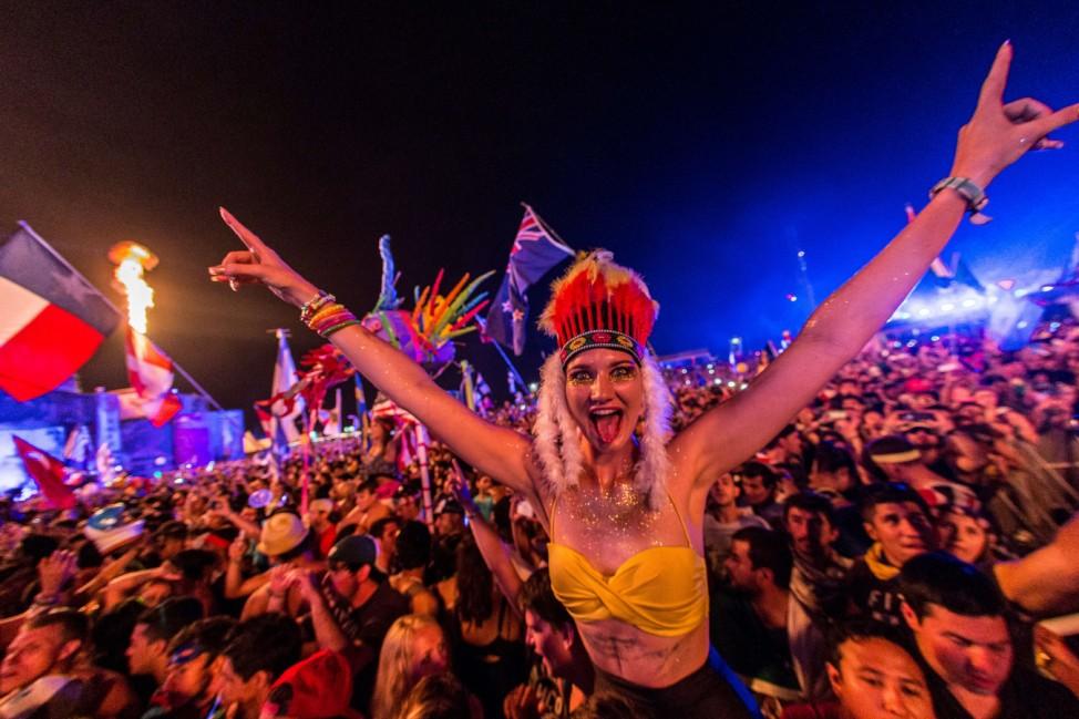 TomorrowWorld Electronic Music Festival - Day 3 - Show