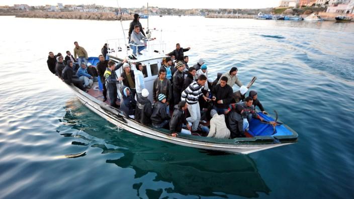 Lampadusa migration