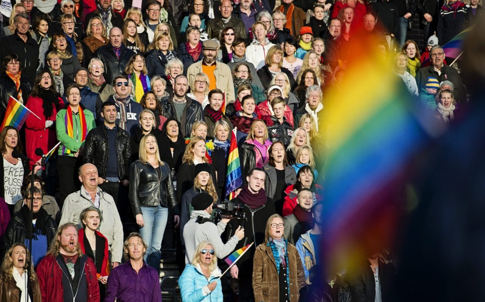 'Live and Let Love' project in Sweden