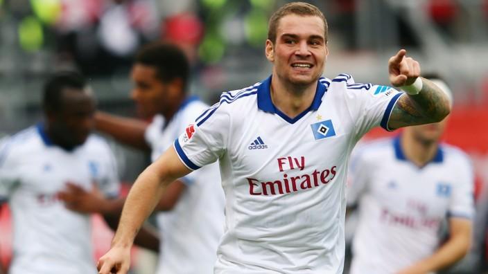 1. FC Nuernberg v Hamburger SV - Bundesliga