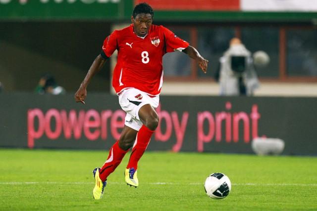 Austria v Germany - EURO 2012 Qualifier