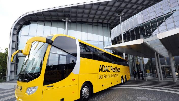ADAC Postbus Fernbus Fernbus-Reisen Fernbus-Anbieter Fernbusse